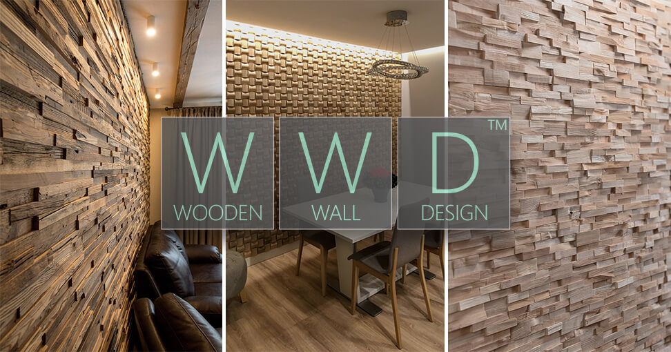 Wooden Wall Design   Decorative Wall Panels